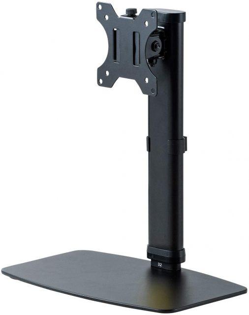 VESAデスクトップスタンド(黒)VS-520RT-BK