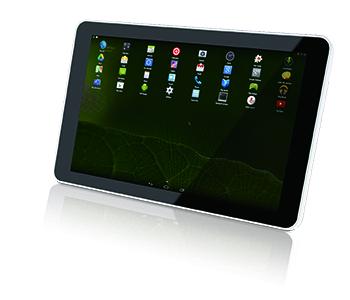 バッテリレスAndroid 8.1搭載タブレット